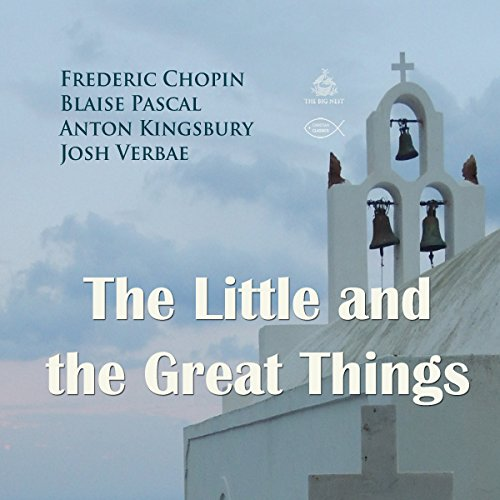 The Little and the Great Things audiobook cover art