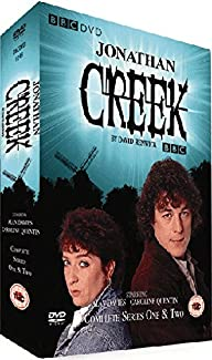 Jonathan Creek - Complete Series One & Two