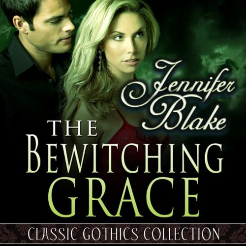 The Bewitching Grace audiobook cover art