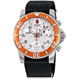 Victorinox Swiss Army Men's 241088 Maverick II Chronograph Watch