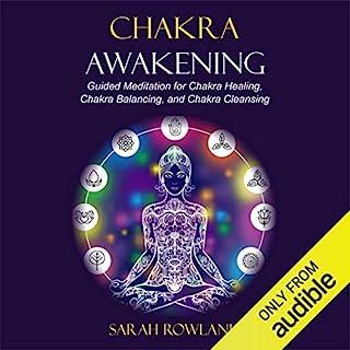 Chakra Awakening audiobook cover art