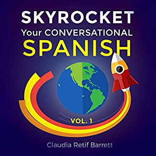 SkyRocket Your Conversational Spanish, Volume 1 cover art