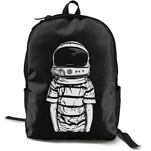 Boekentas, Reizen Rugzak Grote Luiertas - Gepersonaliseerde Astronaut Jongen Rugzak School Rugzak voor Vrouwen & Mannen