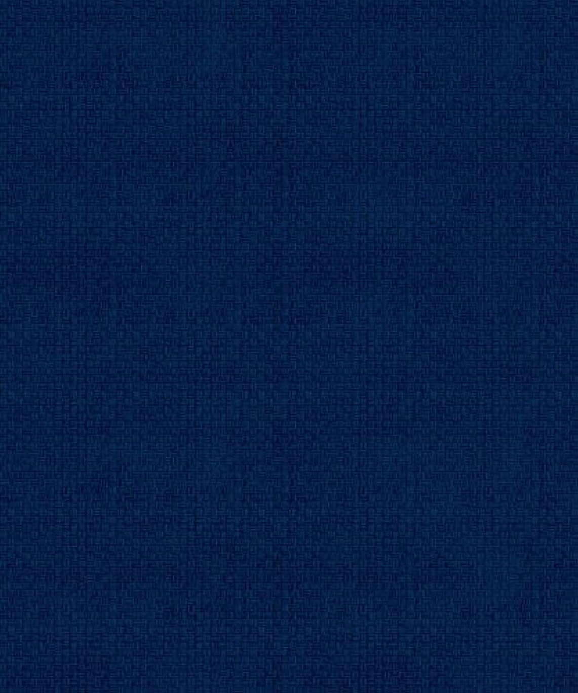 競争力のある鋸歯状飢FIXPIX 壁紙シール ネイビー 50cm×3m GP-11536 はがせる壁紙 シールタイプ
