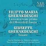 Sonata II per clavicembalo, violino e basso in A Major: II. Rondò: Allegretto