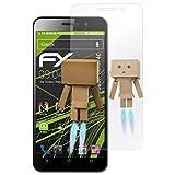 atFolix Bildschirmfolie kompatibel mit Huawei Honor 4C Spiegelfolie, Spiegeleffekt FX Schutzfolie