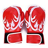 Guantes de boxeo para entrenamiento para entrenamiento Intdoor Fitness para...