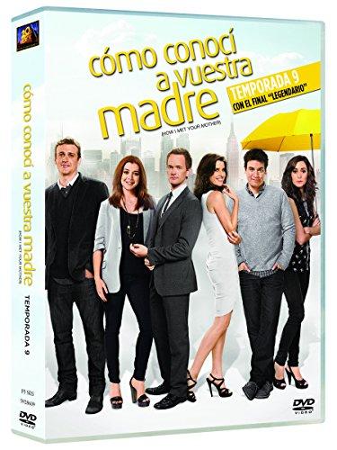 Como Conoci A Vuestra Madre - T9 (3) [DVD]
