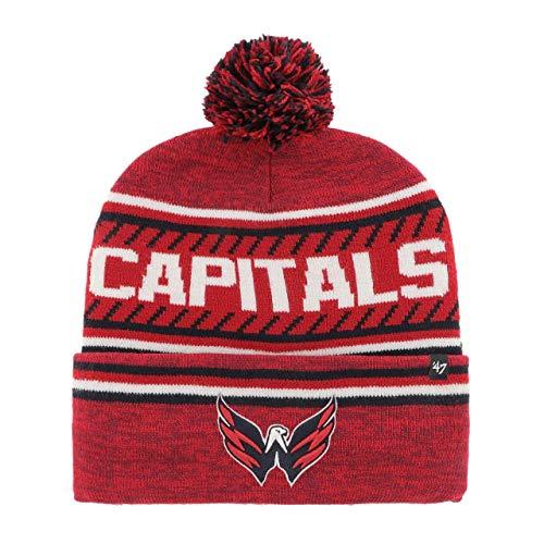 '47 Brand Beanie Wintermütze - The Ice Washington Capitals