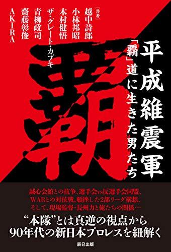 平成維震軍「覇」道に生きた男たち (G SPIRITS BOOK)