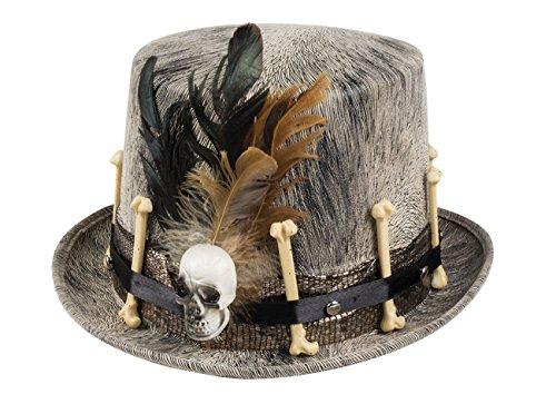Boland 72180 hoed Voodoo Nawu, uniseks-volwassenen, één maat