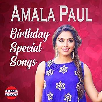 Amala Paul Birthday Special Songs