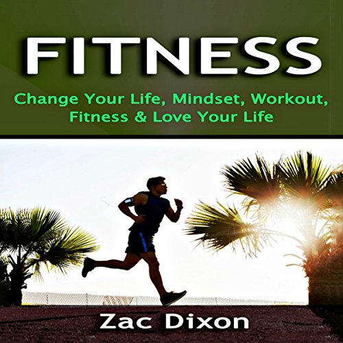 Fitness audiobook cover art
