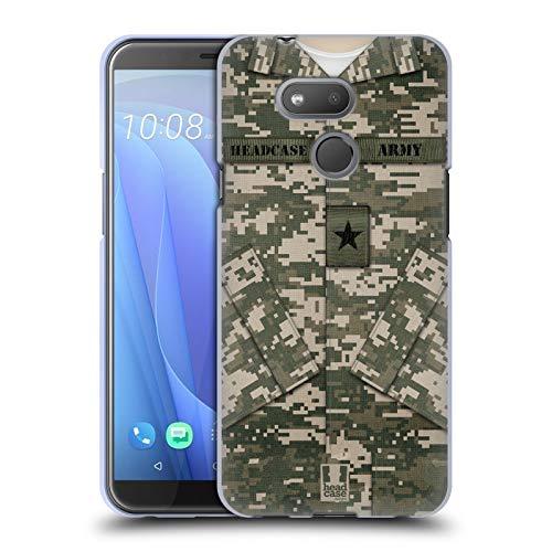 Head Case Designs Armee Der Heroisch Ranger Soft Gel Huelle kompatibel mit HTC Desire 12s (2018)