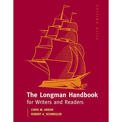 VangoNotes for The Longman Handbook for Writers and Readers, 5/e audiobook cover art