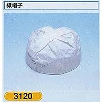 つくし工房 ヘルメット用紙帽子汚れ防止用紙帽子 50枚 3120