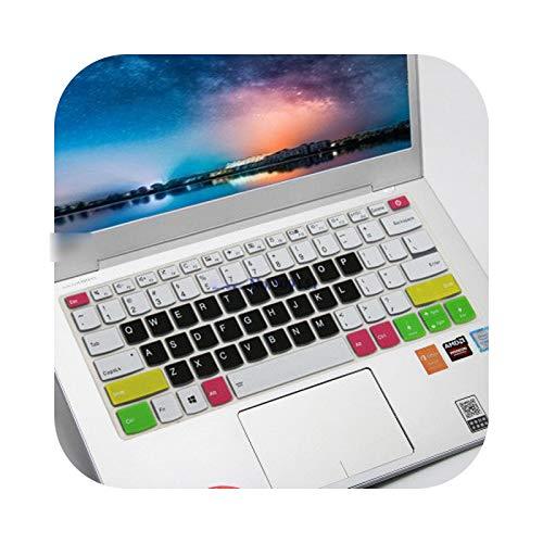 Teclado para teclado de 14 pulgadas para Lenovo IdeaPad 320 320S Yoga 520 520s 720S 720S-14IKB 520-14isk-Color 3