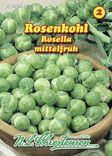 N.L. Chrestensen 414013 Rosenkohl Rosella (Rosenkohlsamen)