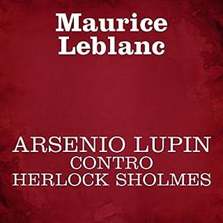 Arsenio Lupin contro Herlock Sholmes copertina