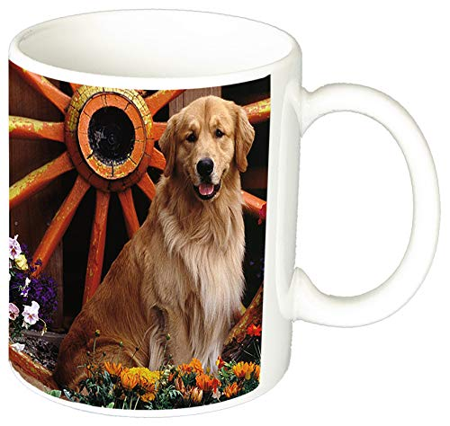 MasTazas Golden Retriever C Tasse Mug