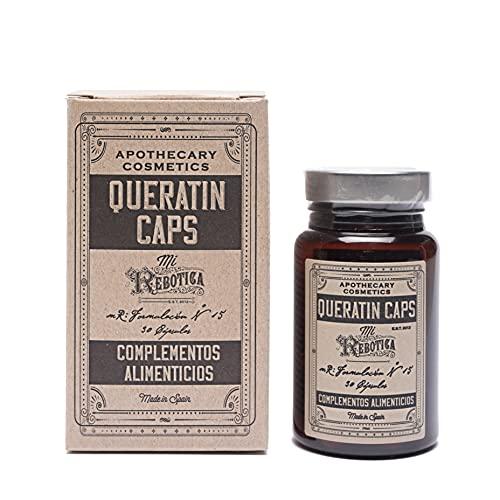 MI REBOTICA MR QUERATIN CAPS 30 CAPSULAS