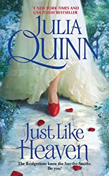 Just Like Heaven (Smythe-Smith Quartet Book 1) by [Julia Quinn]
