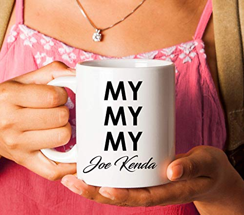 NA Regalo Divertente: My My My Joe Kenda White Mug Funny Coffee Cup