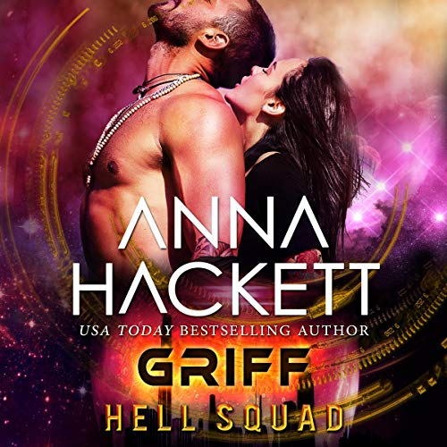 Griff audiobook cover art