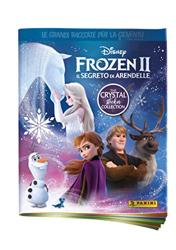 Frozen 2 Crystal Edition Sticker Collection Extra Pack [Album + 100 Figurine...