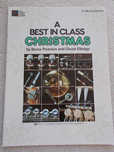 A Best in Class, Christmas, Es-Alt Saxophone