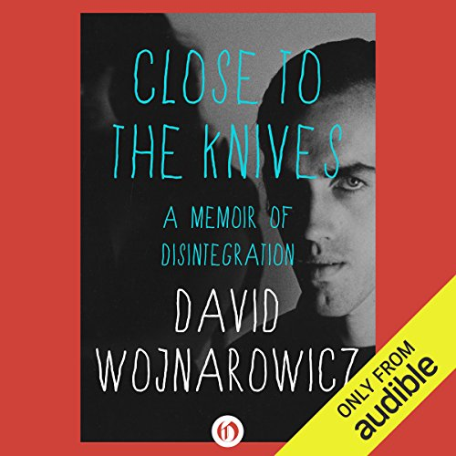 Close to the Knives audiobook cover art