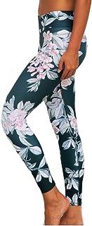 08318fe64f Fashion Floral Print Yoga Leggings Slim Fitness Yoga Pants Dancing Running  Sports Activewear Loungewear