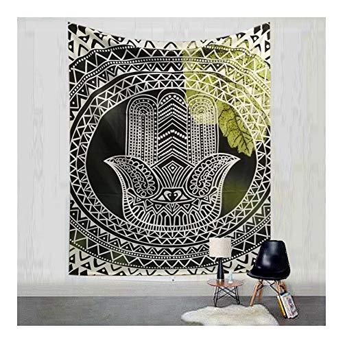 Jue Colgar de la Pared de la tapicería de Mano de Pared Tapices nórdica geometría Simple Decoración for el Dormitorio Sala de Estar del Dormitorio Playa Throw zxy (Color : L, Size : 200 * 150CM)