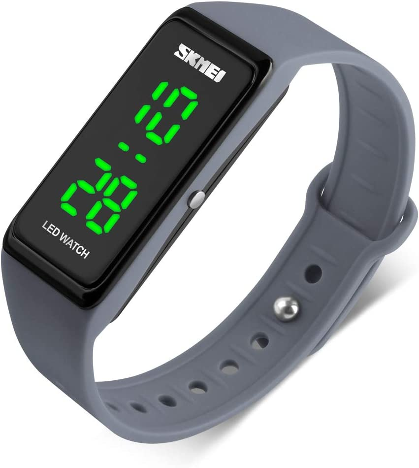 Men's Electronic Watch Multi-Function Waterproof Wat Fashion LED Sports Sales for sale