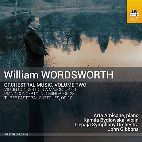 Wordsworth, William : Musique Orchestrale - Vol. 2