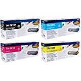 Brother TN241 Toner Cartridge multiple - TN241BK / TN241C / TN241M / TN241Y