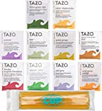 Best Teas - Tazo Tea Bags Sampler 40 Count Variety Gift Review