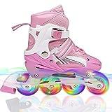 WATERFLY Inliner für Kinder, Verstellbar Inline Skates...
