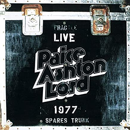 Paice Ashton Lord - Live 1977 (2019) LEAK ALBUM