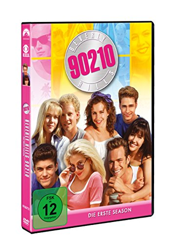 BEVERLY HILLS 90210 S1 MB - MO [DVD] [1990]