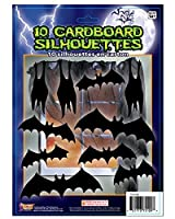 Silhouette Shadow Bats 10pc [並行輸入品]