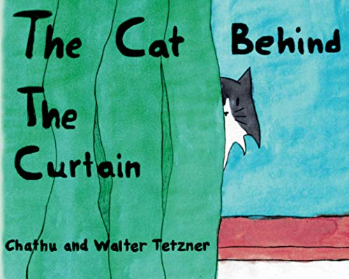 The Cat Behind The Curtain