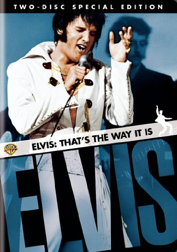 Elvis: That's the Way It Is (Two-Disc Special Edition) -  DVD, Rated G, Elvis Presley