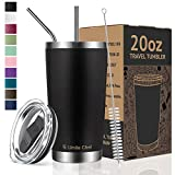 Umite Chef 20oz Tumbler Double Wall Stainless Steel Vacuum Insulated Travel Mug...