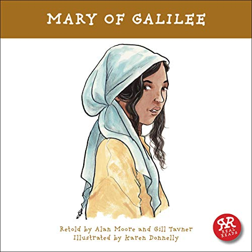 Mary of Galilee cover art