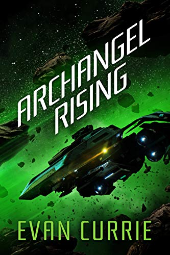 Archangel Rising (Archangel One Book 2)