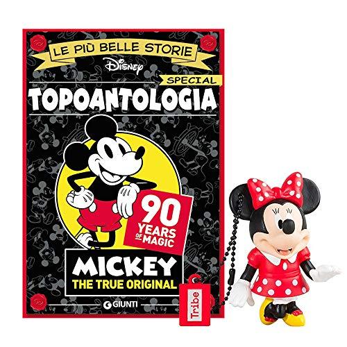 Topoanthologia. Le più belle storie special + Minnie Mouse USB 16GB