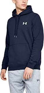 Under Armour Men's Rival Fleece Fitted Hoodie