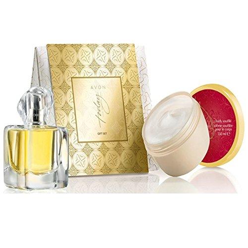 Avon Avon today eau de parfum 50ml und körpermousse 150ml geschenkset blumiglanganhaltend 2 tlg. in attraktiver geschenkbox