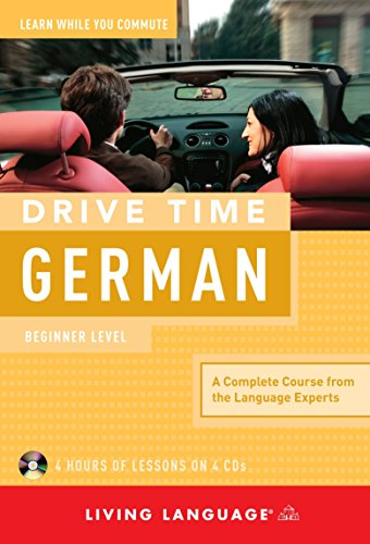 Drive Time German: Beginner Level